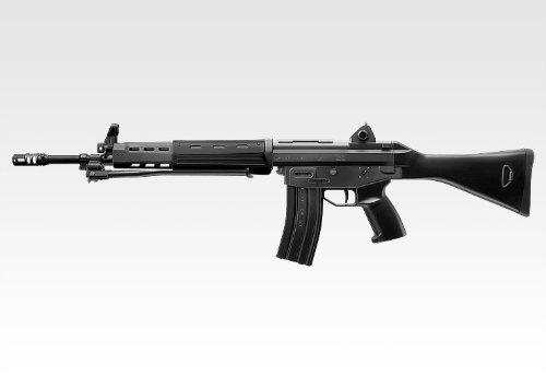 東京マルイ 電動ガン 89式 5.56mm小銃 ニッケルフルセット (本体+バッテリー+充電器)