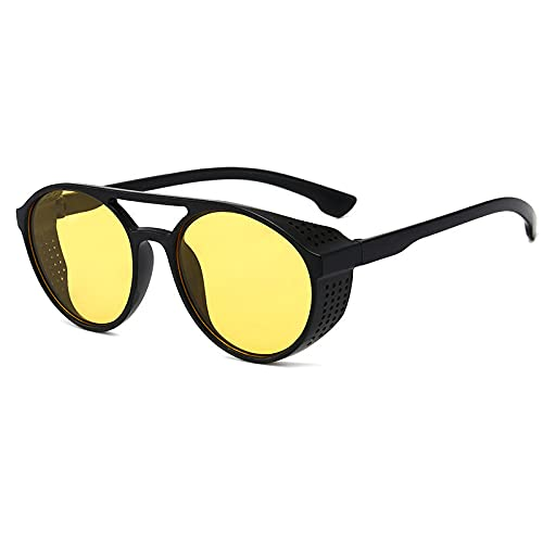 Gafas de sol de plástico para hombre