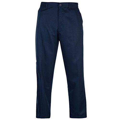 Slazenger Uomo Pantaloni da Golf Azzurro 44W 31R