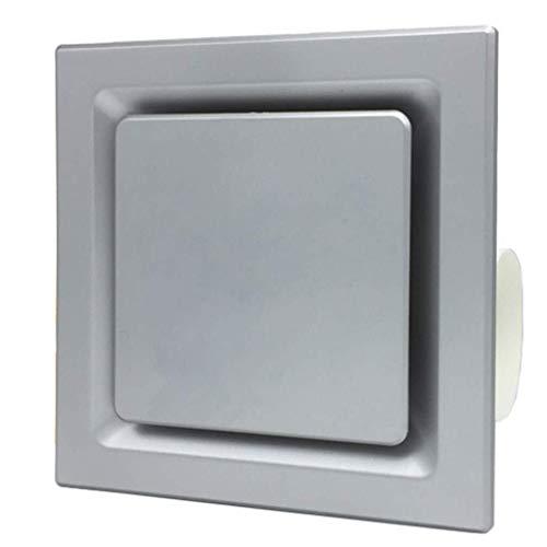 Ventilador de ventilación doméstico 8 Pulgadas De Gran Alcance De Escape Ventilación Extractor De Cocina Silencioso Ventilador De Tuberías Ventilador De Techo LITING