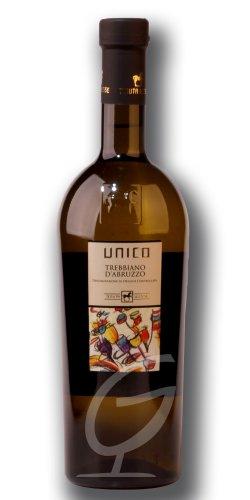 Tenuta Ulisse Unico Trebbiano d' Abruzzo 2009 trocken (1 x 0.75 l)