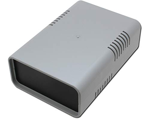 Donau Elektronik - KGB15 Euro Box klein, Grau, 95x135x45