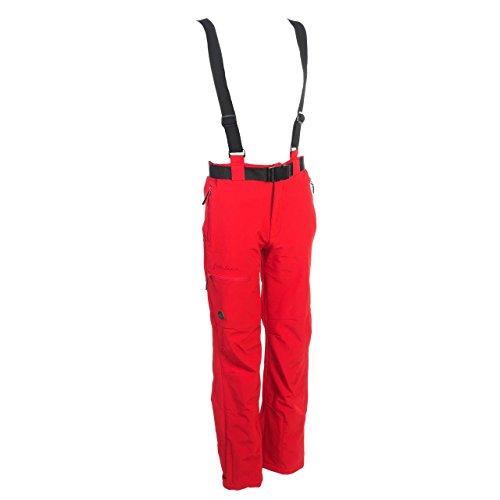 SD Best selection - Softshell Rouge skipant - Pantalon de Ski Surf - Rouge - Taille XS