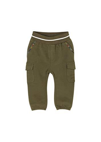 s.Oliver Junior Baby-Jungen 405.10.102.18.183.2057993 Freizeithose, Olive, 92