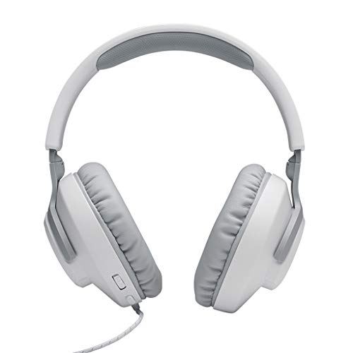 KODH 7.1 Effet stéréo Surround Sound Gaming Computer Gaming Headset Casque Amovible Casque (Couleur : Blanc)