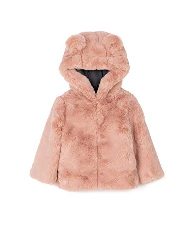 ZIPPY Chaqueta de Pelo, Rosa (English Rose 13/1310 3475), 80