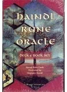 Haindl Rune Oracle Book: Divinations by Runes Using Haindl Rune Oracle Cards