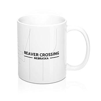 nebraska crossing map