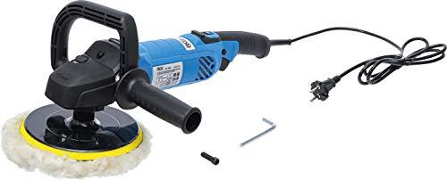 BGS 9337 | Elektro-Poliermaschine | max. 3000 U/min | 1300 W | Ø 180 mm