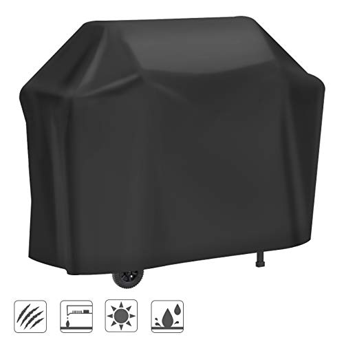 petit un compact Belway Grill Cover, 210D Heavy Duty Safety Cover Oxford BBQ Safety Cover,…