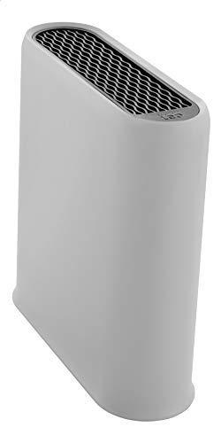 Berghoff 3950117 Messerblock, Silikon, Mehrfarbig, 12,5 x 12,5 x 4 cm