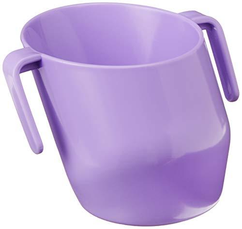 Doidy Cup 10111 der gesunde Trinklernbecher, flieder