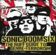 Ruff Guide to Genre - Terrorism by Sonic Boom Six