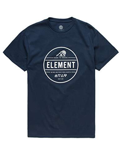 Element Alignment T-Shirt Navy