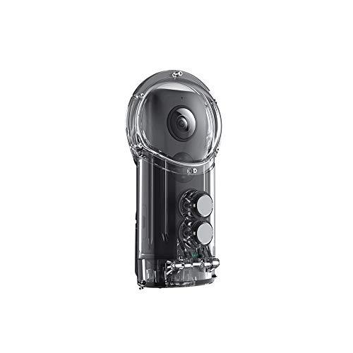 Insta360 Dive Case Unterwassergehäuse (geeignet für One X, 1/4 Zoll, wasserdicht bis 30 Meter Tiefe, Ideal Scubadiving und andere Unterwasserabenteuer)