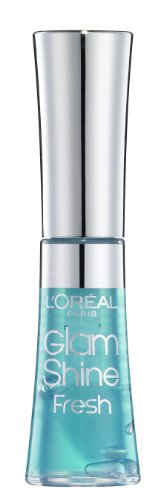 L'Oréal Paris Glam Shine Fresh Gloss à Lèvres 600 Aqua Curaçao 6 ml