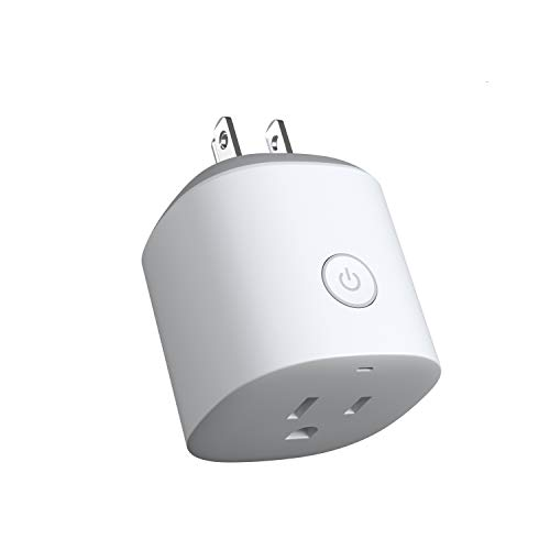 Samsung SmartThings Outlet [GP-U999SJVLDAA] Smart Plug - Alexa Compatible - ZigBee - White