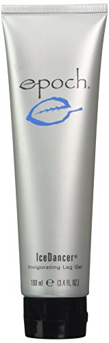 Nu Skin Epoch Icedancer Invigorating Leg Gel