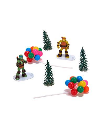 Generique - Torten-Deko-Figuren - Ninja Turtles