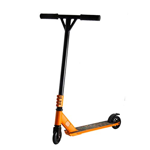 Check Out This ADKINC Scooters – Fits Kick Push Freestyle Scooter Great Smooth and Quiet Lean-to-Steer Scooter
