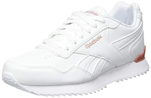 Reebok Royal Glide RPLCLP, Zapatillas de Running Mujer, Blanco/Blanco/BLUSMT, 37 EU