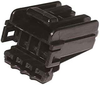 NAMZ Custom Cycle AMP Multilock Female Cap Connector 3-Wire Connector NA-174928-2