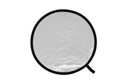 Manfrotto LLLR3828 - Reflector de 95 cm, Sunlite/Plata Suave