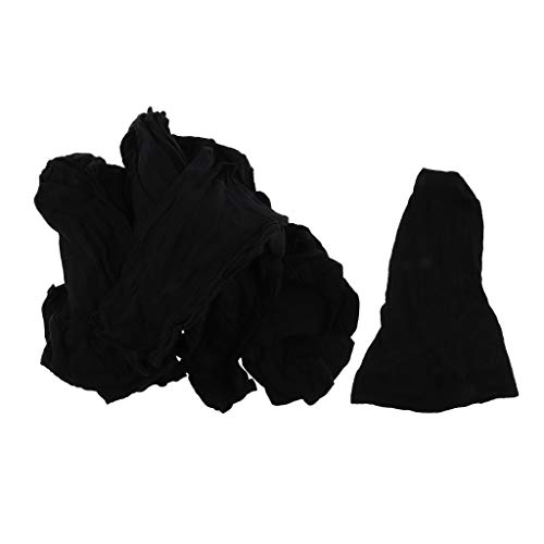 Homyl 100pcs Bonnet Perruque Casquette Capuchon Maille Tissage Chapeaux Filet Cheveux Respirable