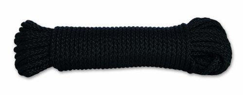 Chapuis FDC9 Corde polypropylène tressée 100 kg D 2,8 mm L 10 m Noir