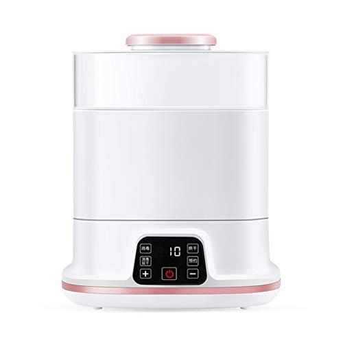 Elektrischer Dampfsterilisator, Babyflaschensterilisator, Flaschensterilisator und Trockner mit großer Kapazität und automatischer Abschaltung
