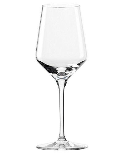 Stölzle Lausitz Revolution Weinkelch, Kristallglas, 365ml, 6