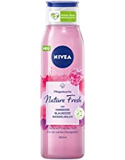 NIVEA Nature Fresh verzorgende douchegel, 300 ml