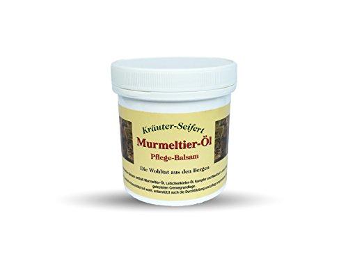 Kräuter Seifert Murmeltier-Öl Pflege-Balsam 250ml