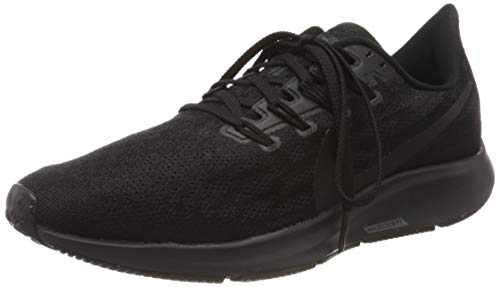 Nike Men's Air Zoom Pegasus 36 Running Shoe nkAQ2203 006 (10 M US), Black/Black-oil Grey-thunder Grey