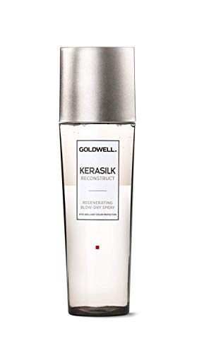 Goldwell Kerasilk Reconstruct Regenerating Blow Dry Spray, 4.2 oz