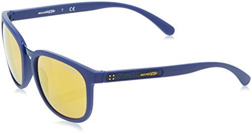 Arnette Herren 0AN4238 2494N0 55 Sonnenbrille, Blau (Orange)