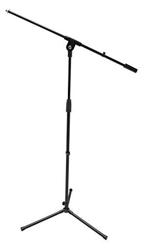 FX F900605 - Soporte para micrófono, 1 Un+U/C 6, color negro