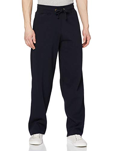 Awdis Campus Sweatpants Pantaloni Sportivi, Blu (French Navy FNA), Small Uomo