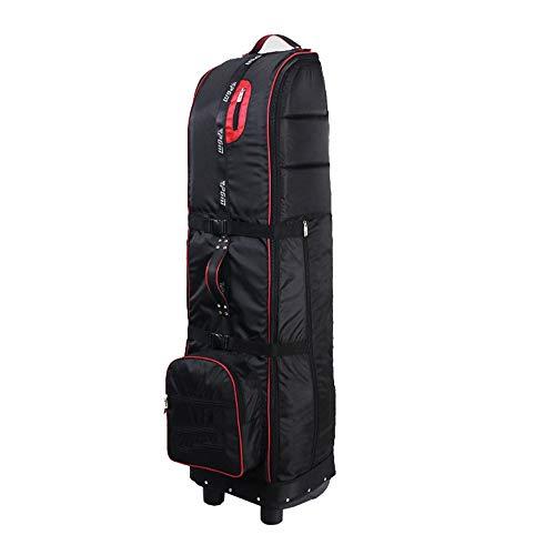 Flug Reisen Sport Golf Bag Golf Travel Bag - Golf Club Travel Cover Golftaschen zu tragen und Ihre Ausrüstung auf dem Flugzeug Schütze Golf Reisetaschen ( Farbe : Rot , Größe : 145X30cm )
