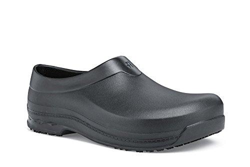 Zuecos de cocina Negros 69578-43/9 RADIUM de Shoes for Crews, unisex, ligeros, número 43, Negro