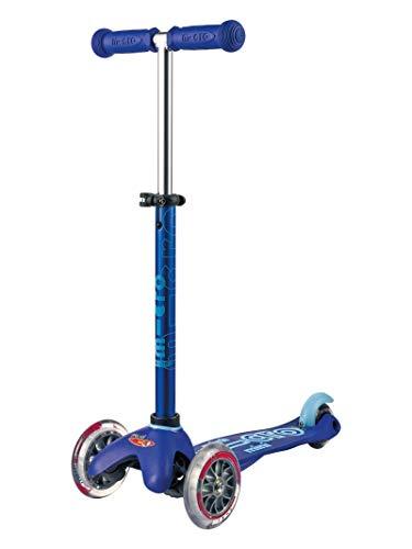 Micro Mini Deluxe MMD006 - Scooter per bambini dai 2 ai 5 anni, Blu