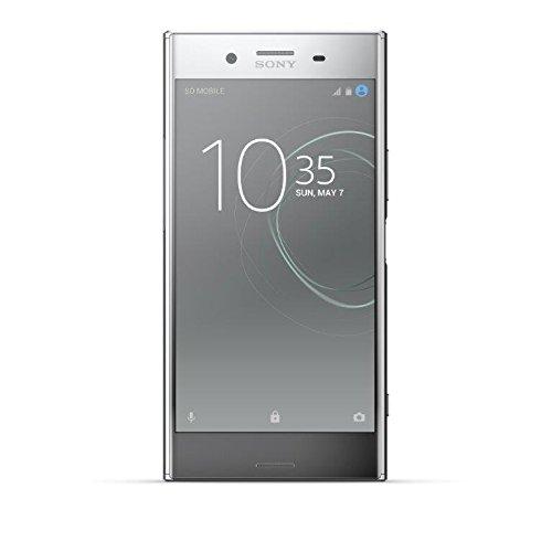 Sony Xperia XZ Premium Smartphone, 5,5 pollici 4K HDR, 4 GB RAM, Memoria 64 GB, 13MP Camera, 4G, Android 8.0 Oreo, Cromo