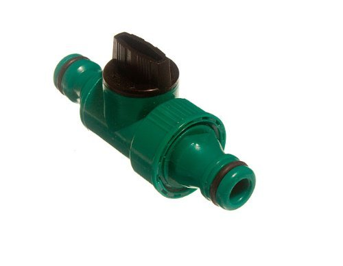 Quick Fix Encliquetable In Line Tap Garden Hose Connector Pack Of 4