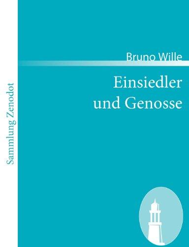 Einsiedler und Genosse (Sammlung Zenodot)