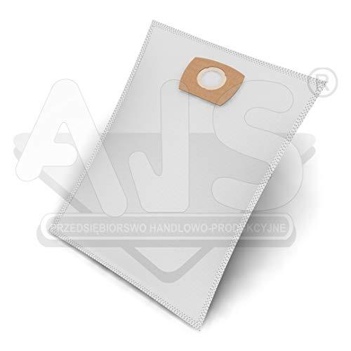 Aspirateur poussière de nettoyage des sacs MICRO-BAG adaptable pour Stihl SE-122, SE-122 E STIHL - Septembre 5 Pièces + microfiltre - Accessoires pour aspirateurs