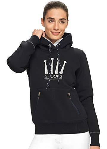 SPOOKS Crown Hoody - DE (Farbe: Navy; Größe: S)