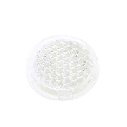 BeMatik - Katadioptrische Spiegelreflektor für Fotozelle photoelektrischen 18mm Runde