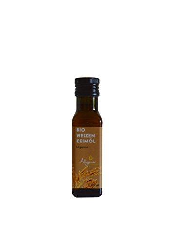 Allgäuer Ölmühle BIO Weizenkeimöl, 100 ml