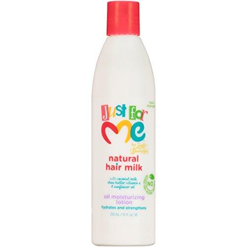 Just For Me Hair Milk Childrens Oil Moisturizing Lotion 10 Ounce