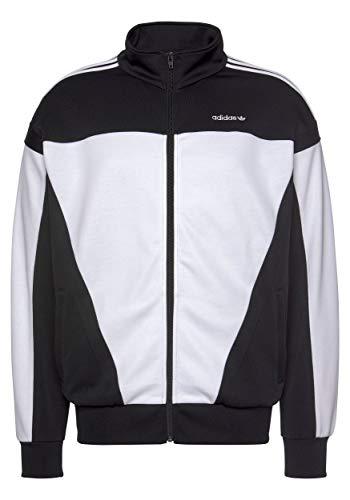 adidas CLS Trackjacket - Chaqueta blanco/negro M